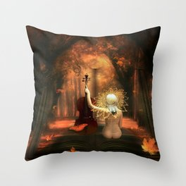 THE BACKROADS JOURNAL Throw Pillow