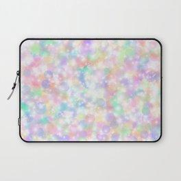 Rainbow Bubbles of Light Laptop Sleeve
