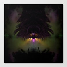 Tropical No Name Canvas Print
