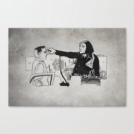 Friendo Canvas Print