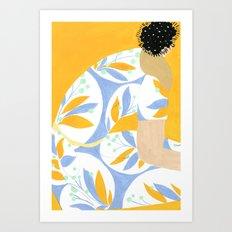 Miu Miu Art Print