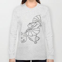Ninja Fan Long Sleeve T-shirt