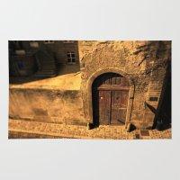 door Area & Throw Rugs featuring door by Crazy Thoom