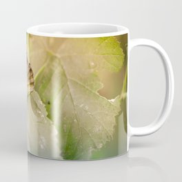 Colorfull summer butterfly Coffee Mug