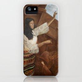 Edification iPhone Case