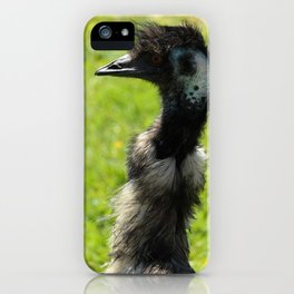Emu Omagh iPhone Case