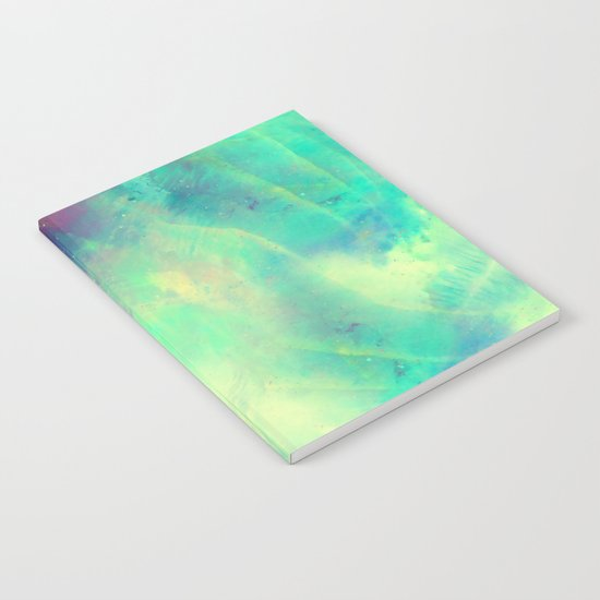 Sky Flower Notebook