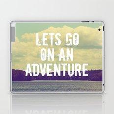 Let's Go  Laptop & iPad Skin