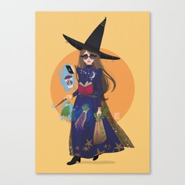 Koume Canvas Print