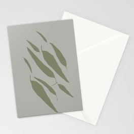 Gum Leaves Stationery Cards