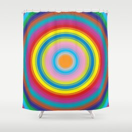 Overlap Shower Curtain