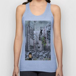 All is Lost Unisex Tank Top