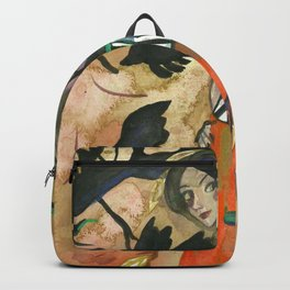 Raven Witch - Grimm Autumn Backpack