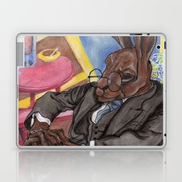 The Poet Max Harremann-Neisse Laptop & iPad Skin