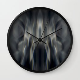 Heavenly lights in water of Life-6 Wall Clock