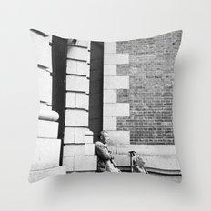 Hong Kong #33 Throw Pillow
