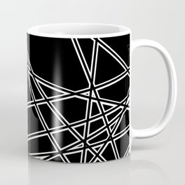 To The Edge Black #2 Coffee Mug