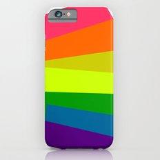 Retro Rainbow  Slim Case iPhone 6s