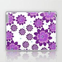Flower pattern 5 Laptop & iPad Skin
