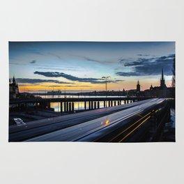 Stockholm Night - Slussen Rug