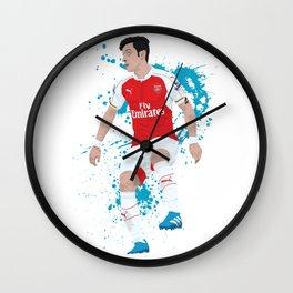 Mesut Ozil - Arsenal FC Wall Clock
