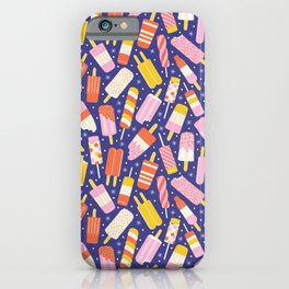 Popsicles iPhone Case