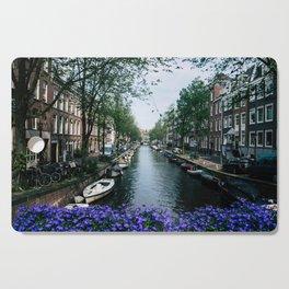 Charming Amsterdam Cutting Board