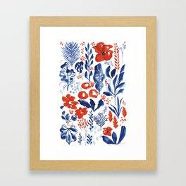 Figment Fields  Framed Art Print