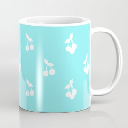 Blue cherries Coffee Mug