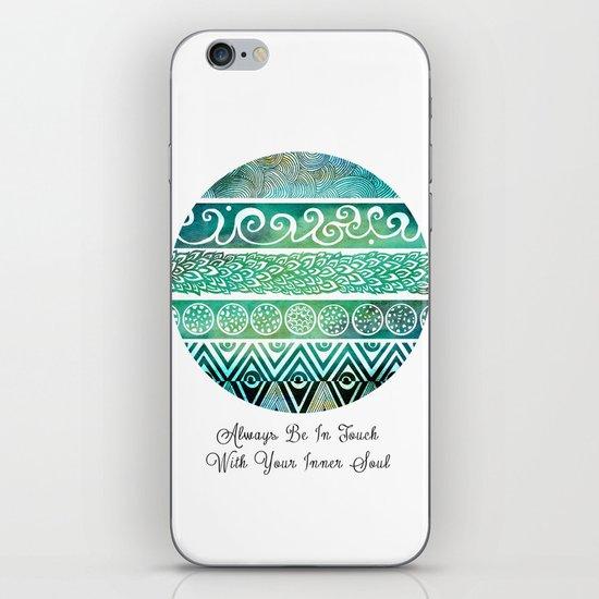 Tribal Evolution Series iPhone & iPod Skin
