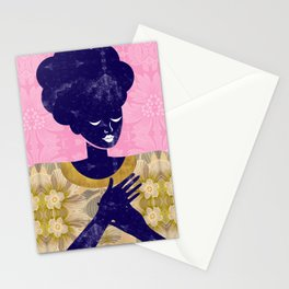 Warm Sweater Stationery Cards