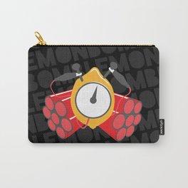 Lemon Bomb Carry-All Pouch