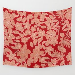My Flower Design 5 Wall Tapestry