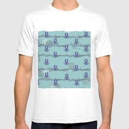 Octopus's garden T-shirt