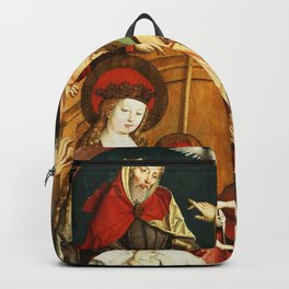 The Holy Kinship Backpack
