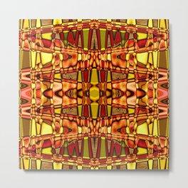 Pattern-456 Metal Print