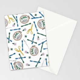 Embroidery   Embroidery Pattern   Embroidery Supplies Stationery Cards