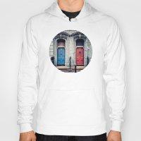 doors Hoodies featuring The Doors by unaciertamirada