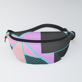Hello Mountains - Moonlit Adventures Fanny Pack