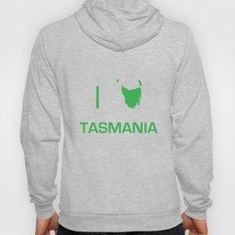 I heart Tasmania Hoody