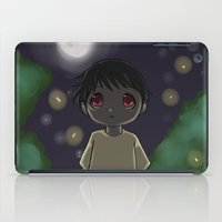 nightmare iPad Cases featuring Nightmare by Cat in the Box