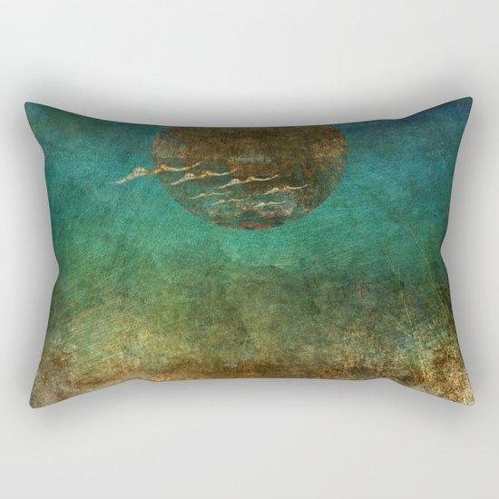 Exodus Rectangular Pillow