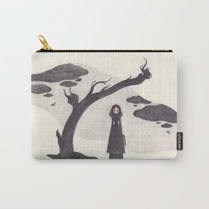 Vanessa Ives Carry-All Pouch