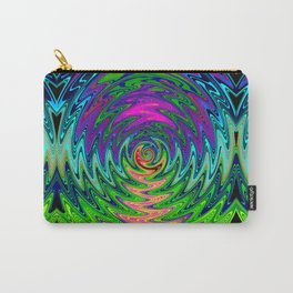 Psychedelic Journey of Colours Carry-All Pouch