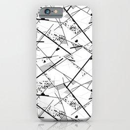 I heart Geo iPhone Case