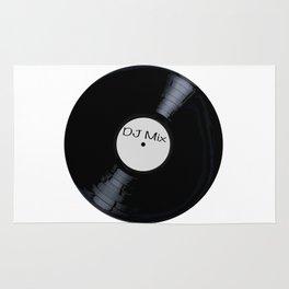 DJ Mix White Label Rug