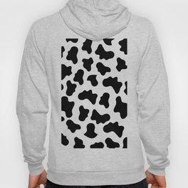 Moo Cow Print Hoody