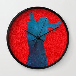 Deer Hunter Wall Clock