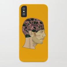 PHRENOLOGY Slim Case iPhone X