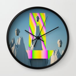 CHAMP ION Wall Clock